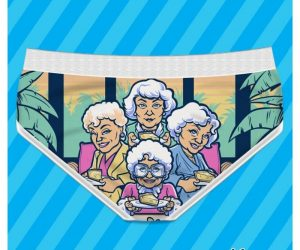 Golden Girls Granny Panties – The sexiest panties ever!