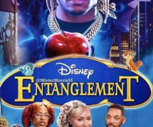 Disney Entanglement Will Smith Jada – Meme
