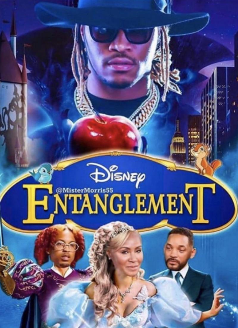 disney entanglement