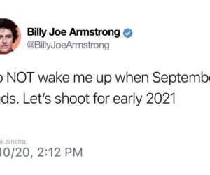 Do Not Wake Me Up When September Ends…