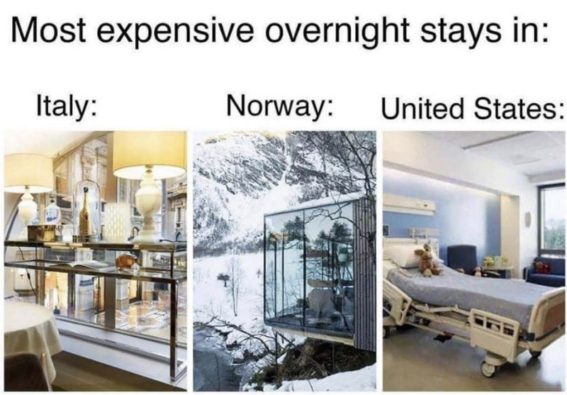 most expensive overnight stay