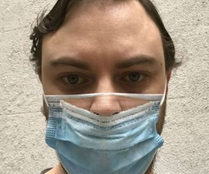 Dick Nose face mask