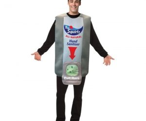 Hand Sanitizer Halloween 2020 Costume – Just found my Halloween costume! Spread joy not germs!