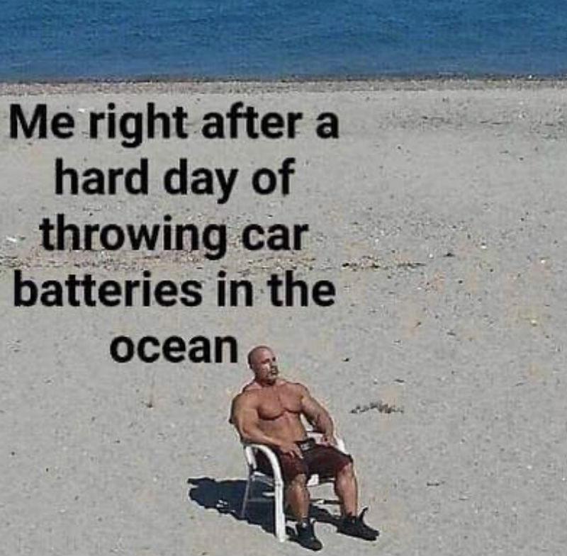 me right after a hard day