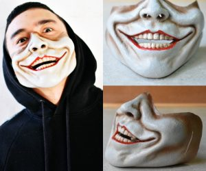 Batman's The Joker Mask – Gear up this Halloween with this The Joker Mask!