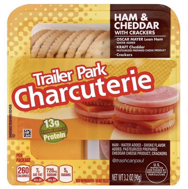trailer park charcuterie