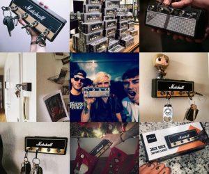 Marshall Rack Jack –Never lose your keys again with a Marshall Jack Rack!