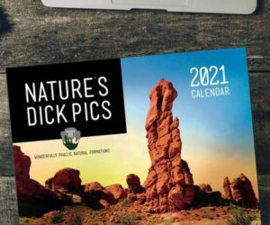Nature Dick Pics – Wonderfully phallic natural formations!