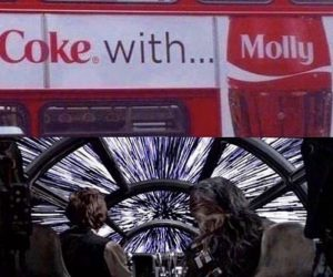 Coke With Molly – Meme
