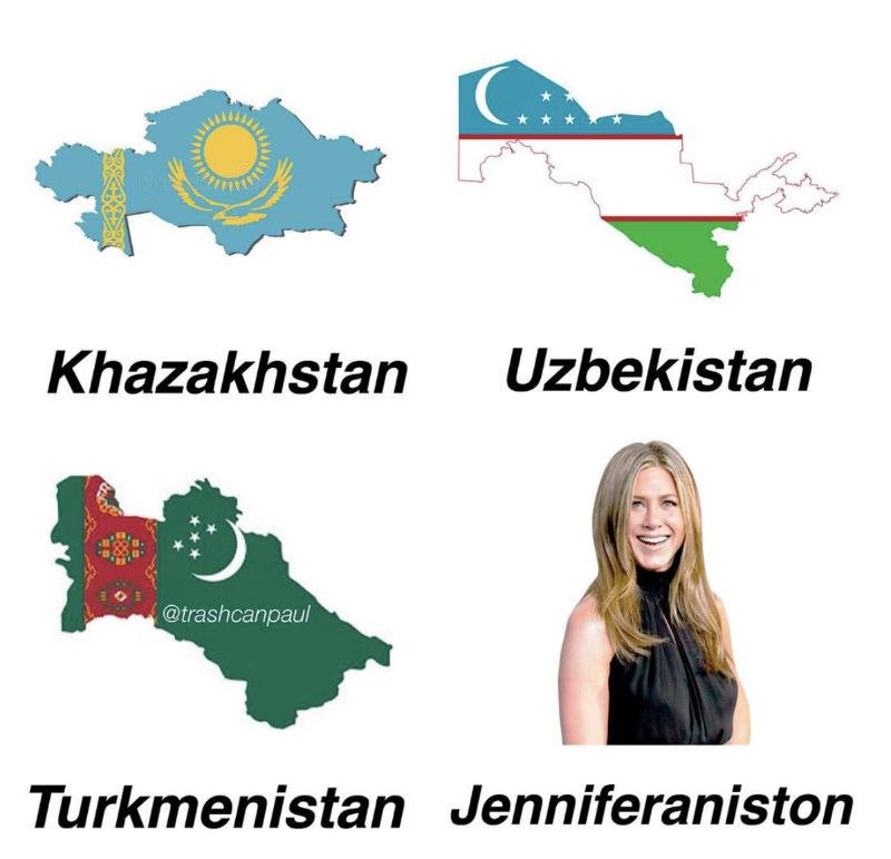 khazakhstan jenniferaniston