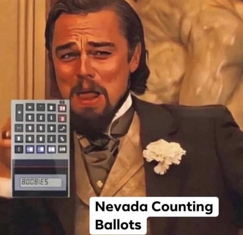 nevada counting ballots