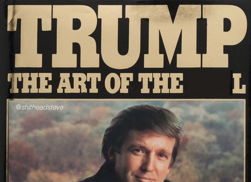 trump the art of the l
