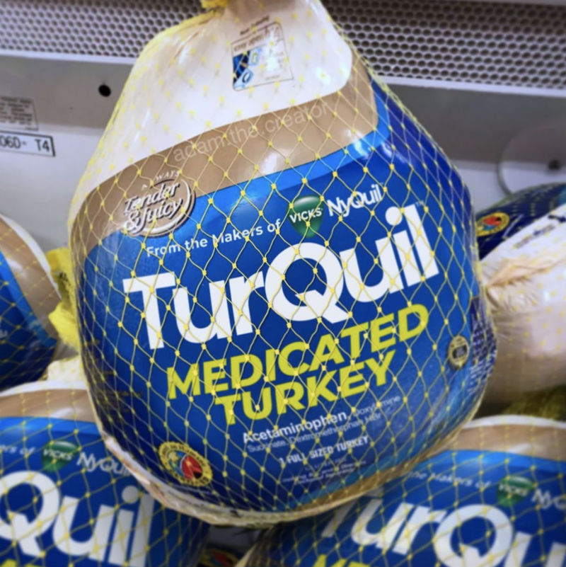 turquil medicated turkey