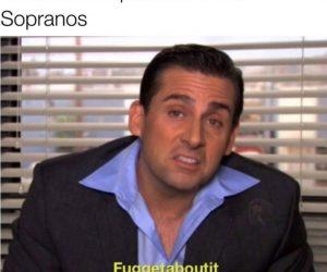 Watches 2 Episodes Of The Sopranos – Meme