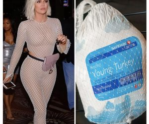 Who Wore It Better Khloe Or Turkey – Meme
