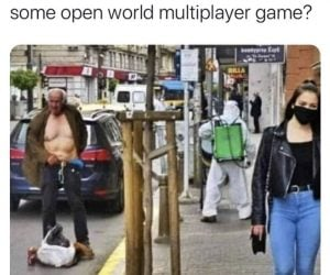 Why Does Eastern Europe Look Like Some Open World Multiplayer Game? – Meme