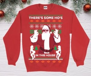 WAP Ugly Christmas Sweater – This Christmas WAP Inspired Sweater is perfect for the ho's in the house!