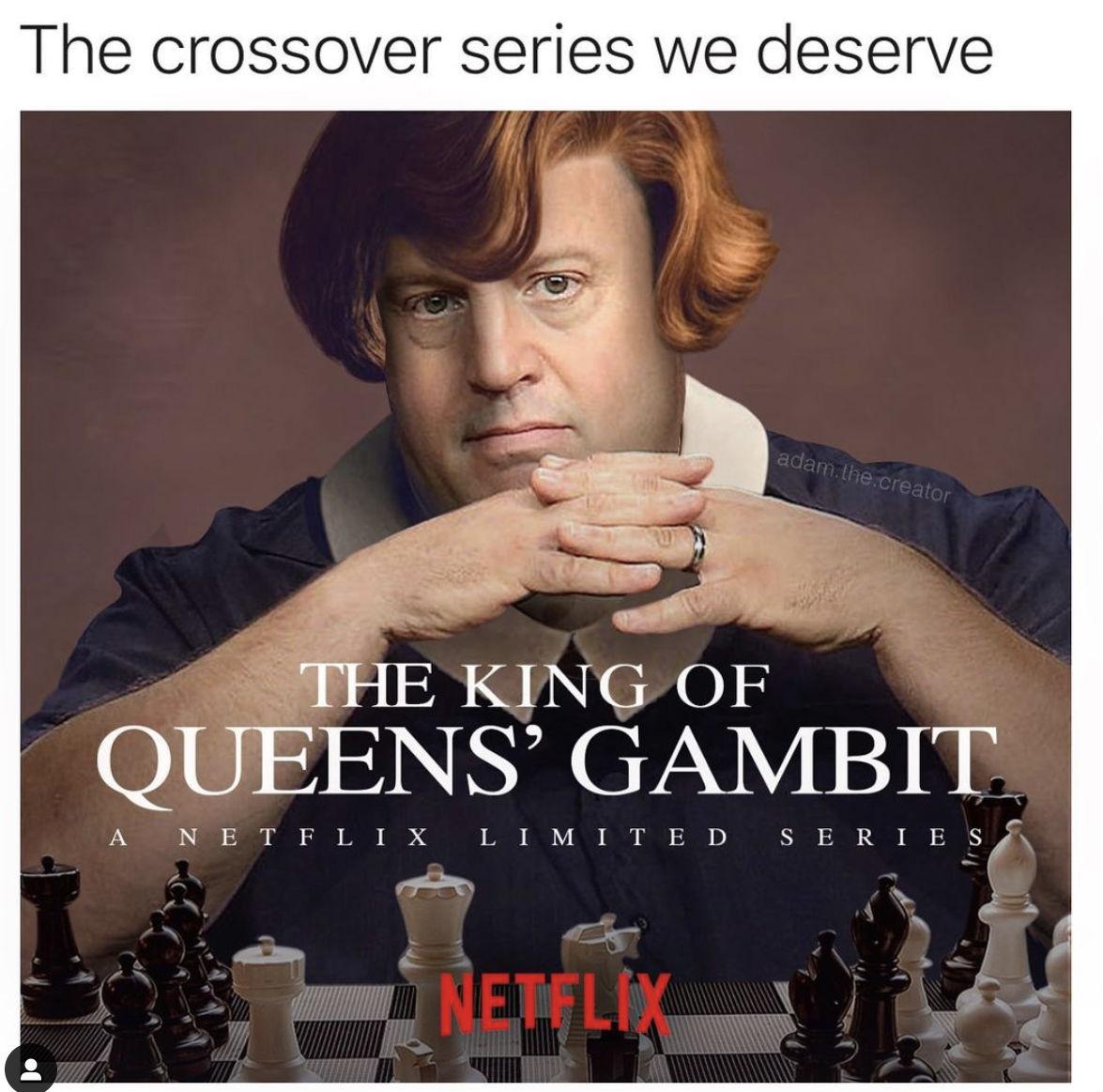 the king of queens gambit