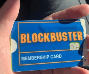 Blockbuster Video Credit Card Skin – Protect your credit card with this cool Blockbuster Video Credit Card Skin!