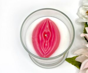 Cucci Bloom Candle –These super sexy candles made for setting the mood!