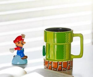 Super Mario Pipe Mug – Show your love for Super Mario with this Pipe Mug!