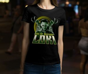 God Of Mischief Alligator Vintage Shirt – Loki, the God Of Mischief could be anything. Even an alligator!