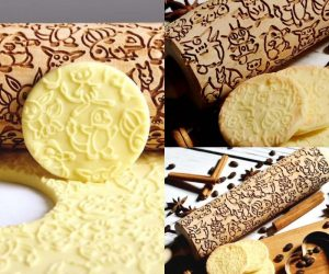 Pokemon Rolling Pin –Become a Pokemon Master in the Kitchen with this Pokemon Rolling Pin!