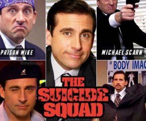 Michael Scott Suicide Squad The Office – Meme