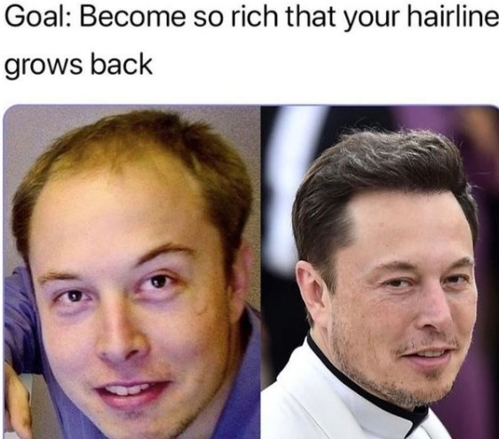 goal become so rich